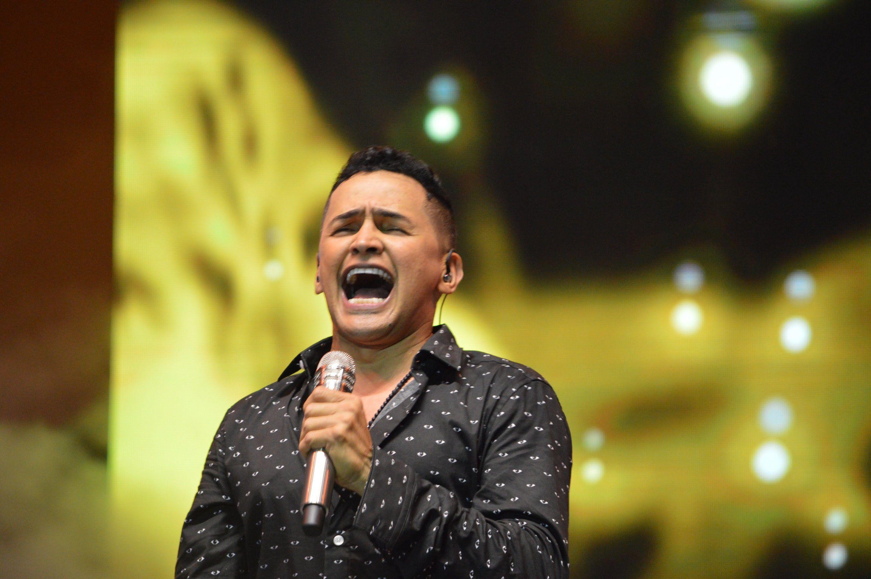 Jorge Celedón excelente en el Festival del Jazz en Mompox