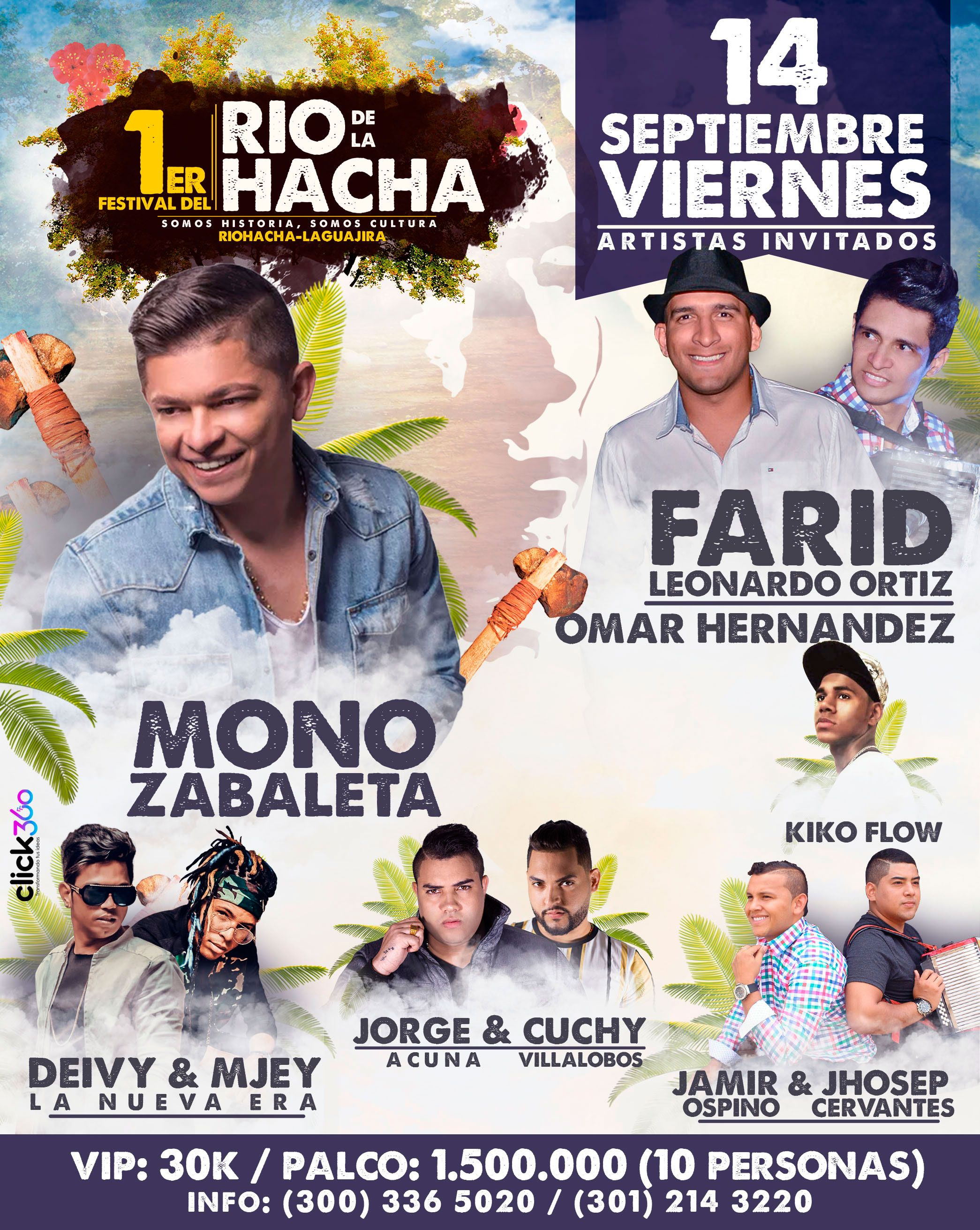 Festival de la Hacha