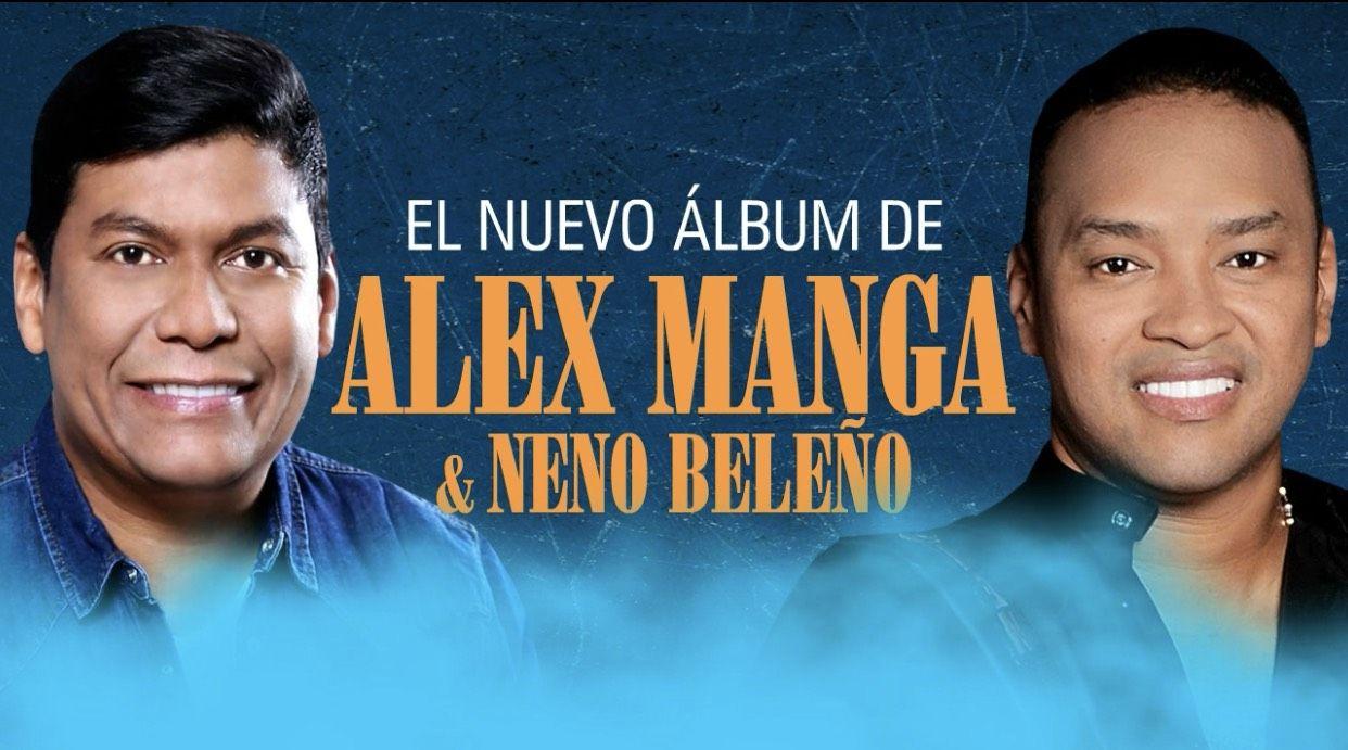 Seguimos bendecidos Alex Manga