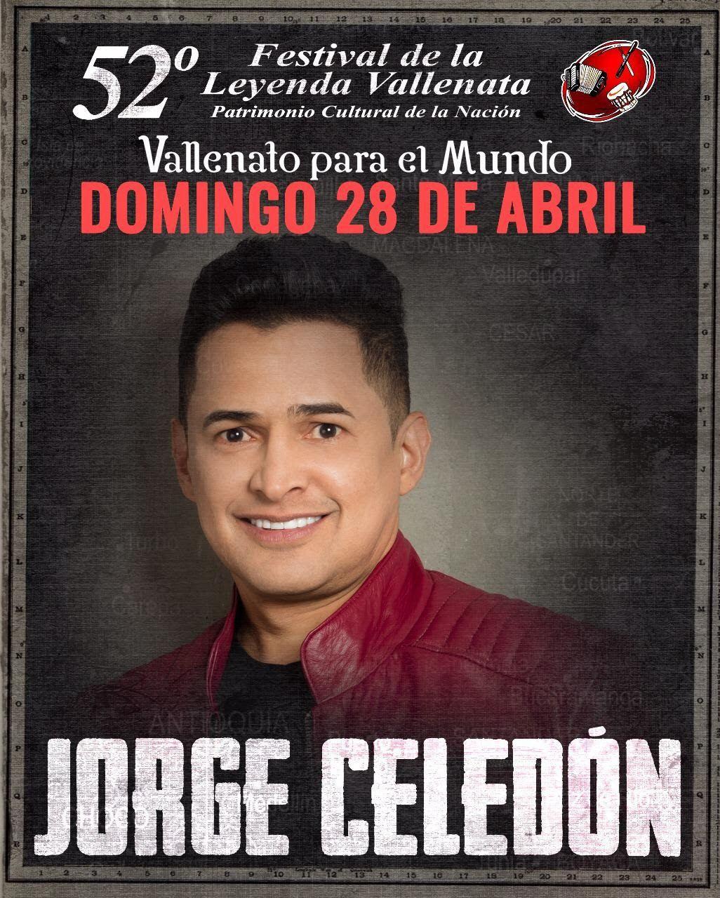 Festival Vallenato Jorge Celedon
