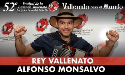 Poncho Monsalvo Rey vallenato