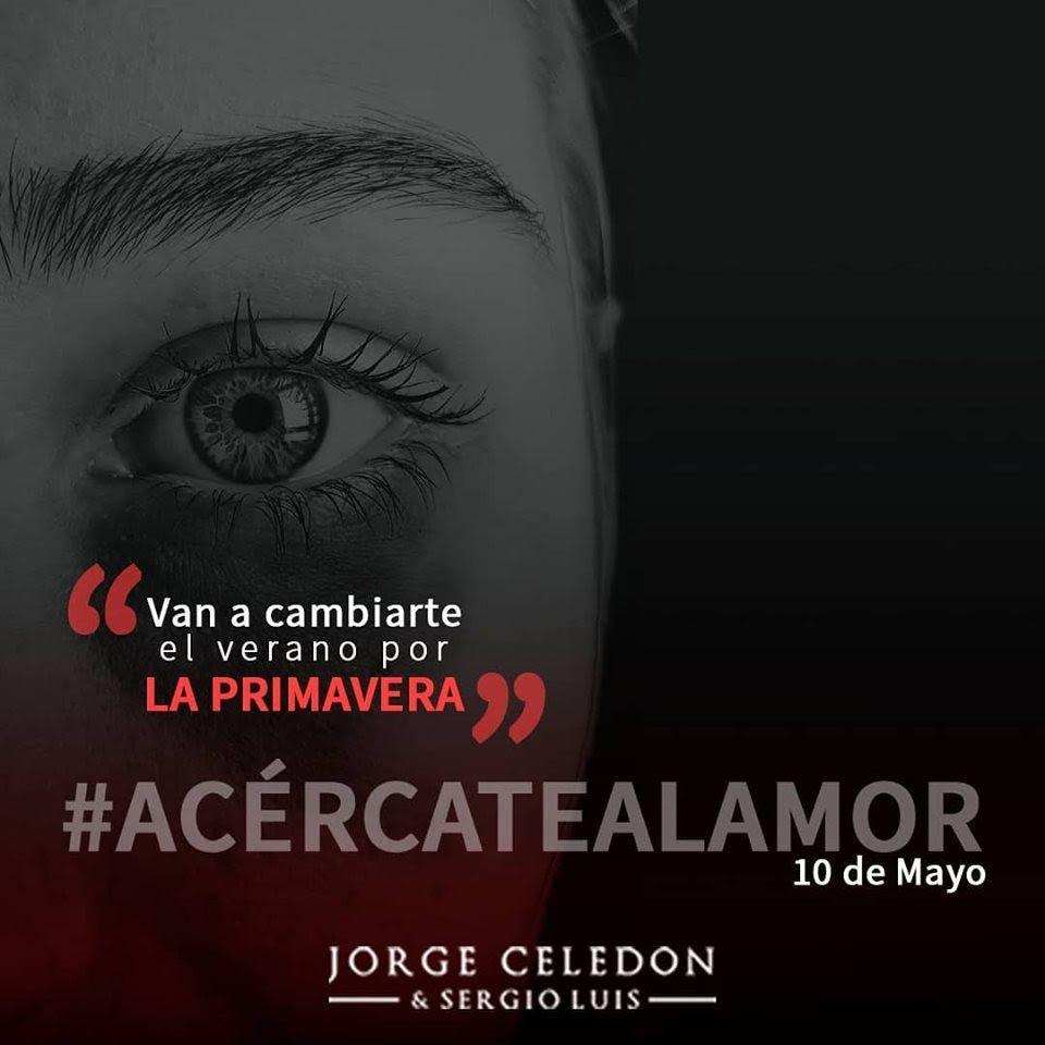 Jorge Celedón Acércate al amor