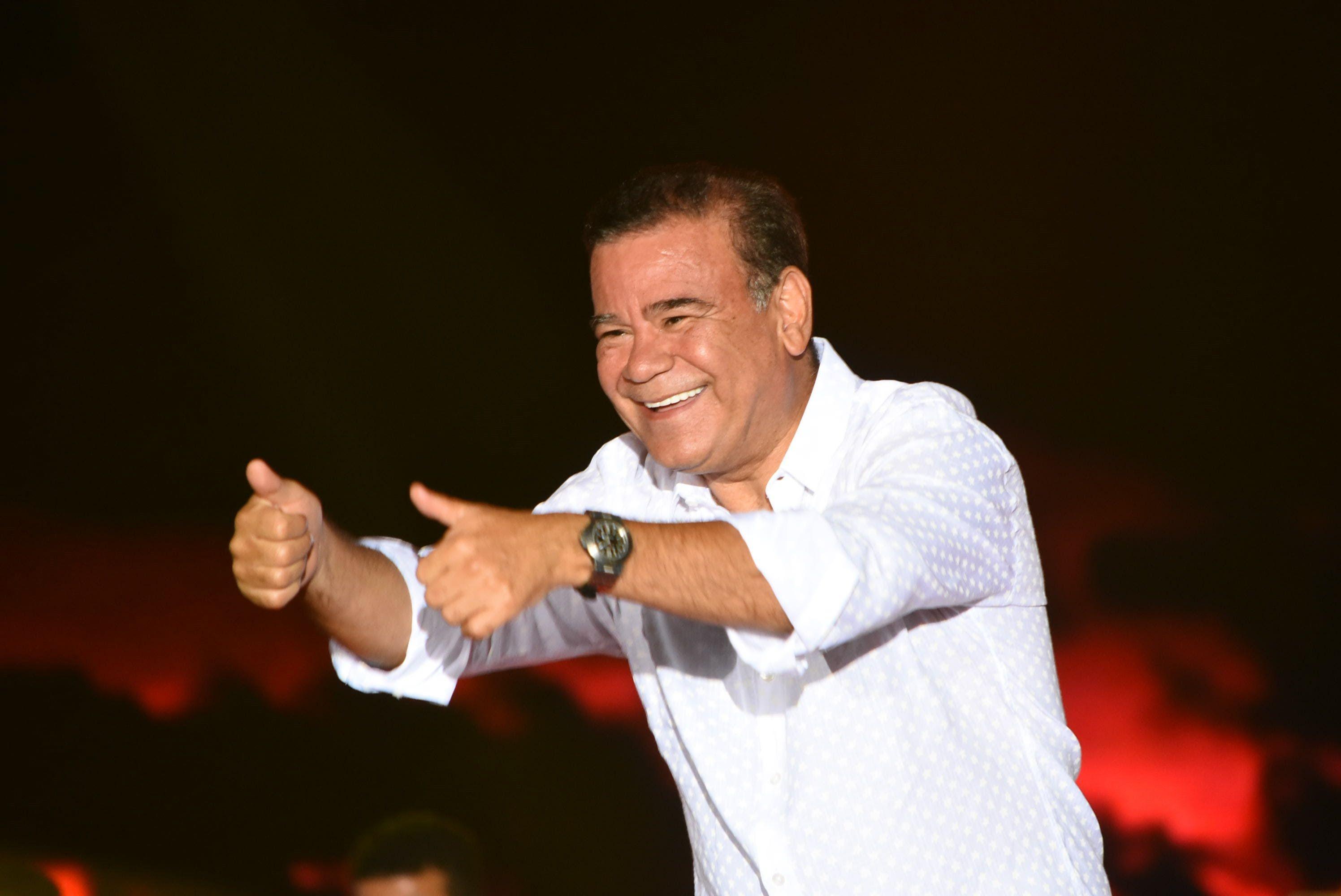 Iván Villazón en el Festival Vallenato