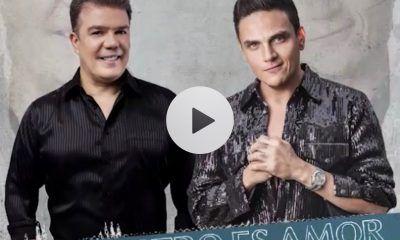 Lo nuestro es amor Fabián Corrales y Silvestre Dangond via @Vallenatoalcien