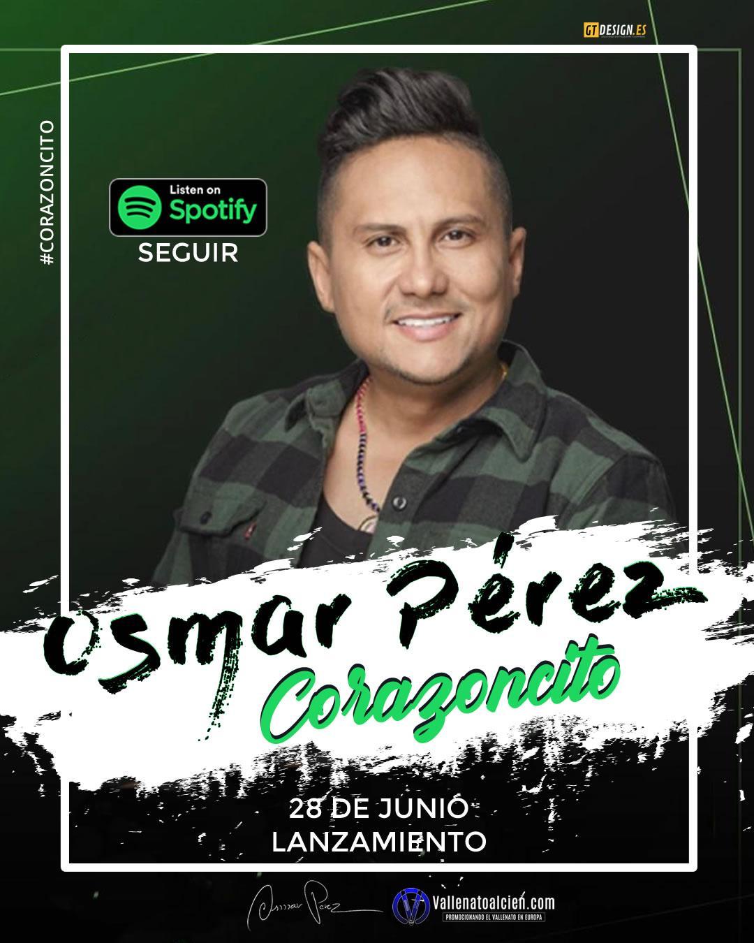 Osmar Pérez Corazoncito