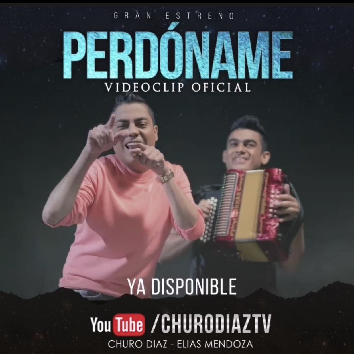 Perdoname Churo Díaz