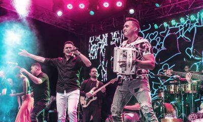 Jorge Celedon en las fiestas del Mar