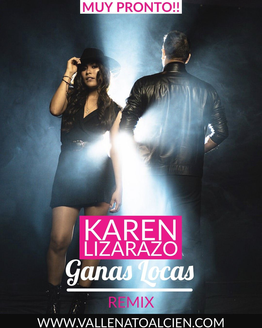 Karen Lizarazo Ganas Locas Remix