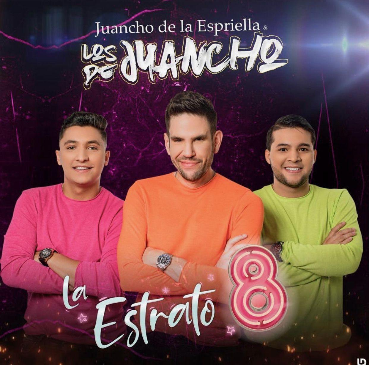 Los de Juancho - La estrato 8