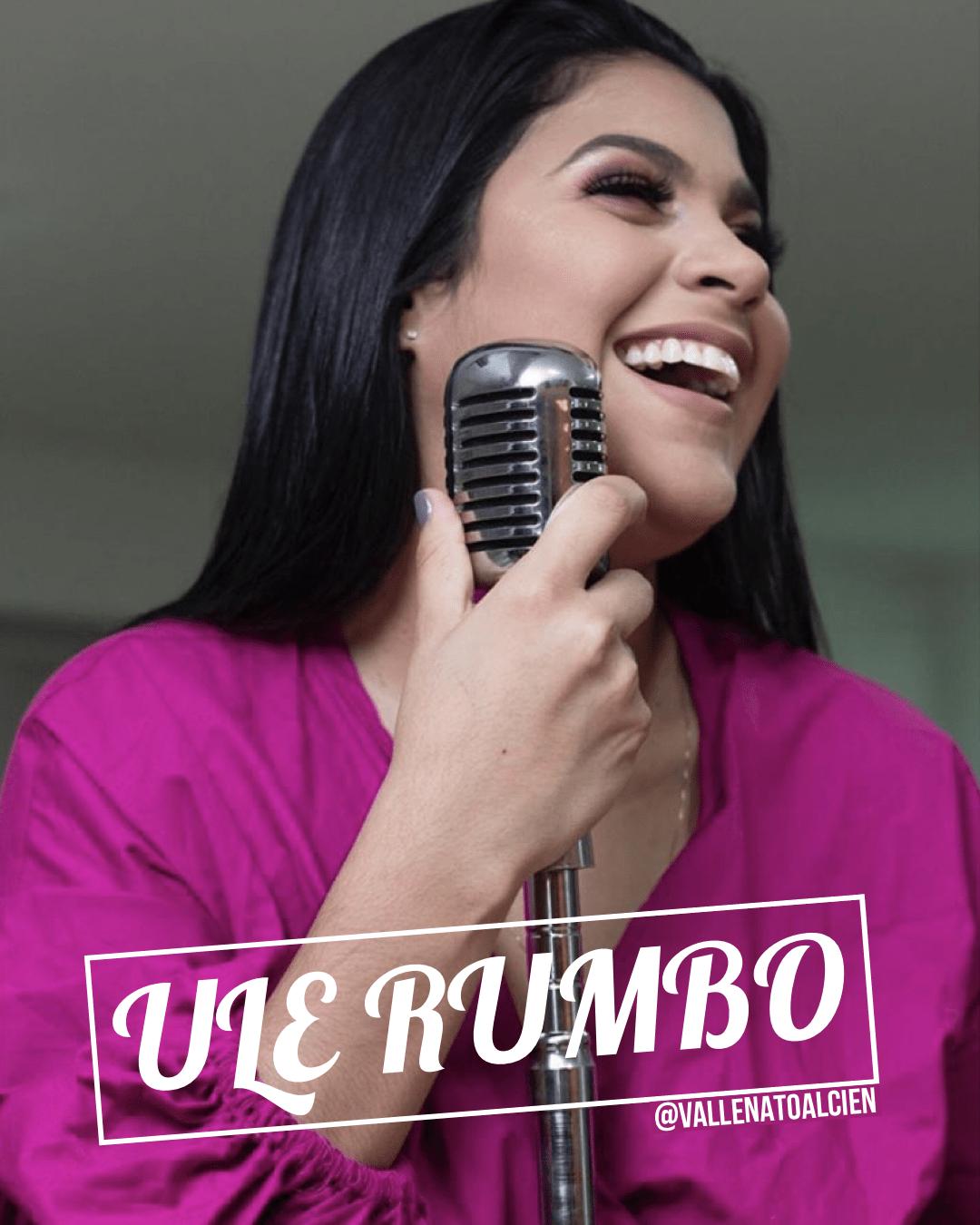 Ule Rumbo artista vallenato
