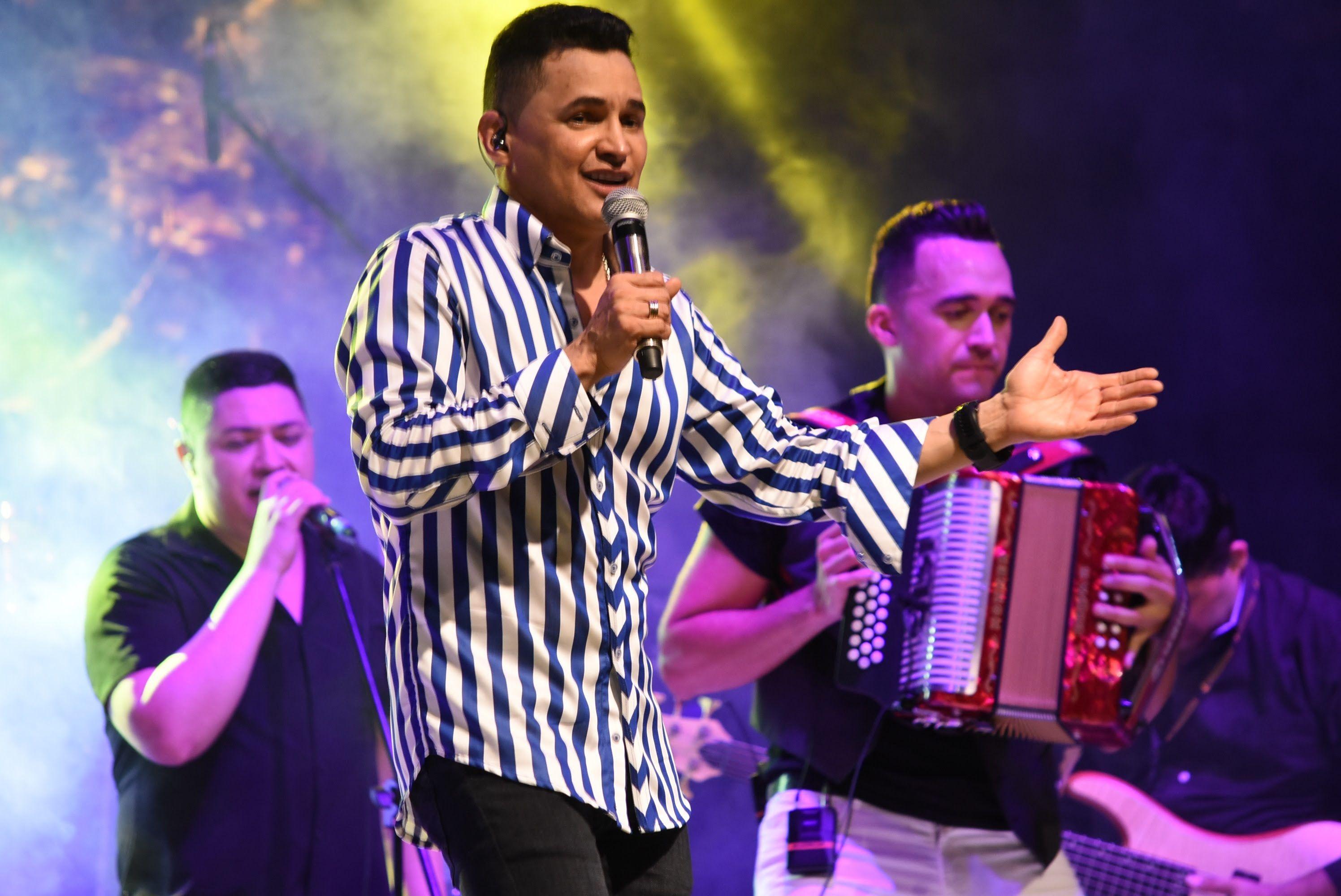 Jorge Celedón excelente en el Festival Cuna de acordeones (2)
