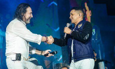 Jorge Celedón y Marco Antonio Solis
