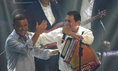 Iván Villazón y Beto Villa