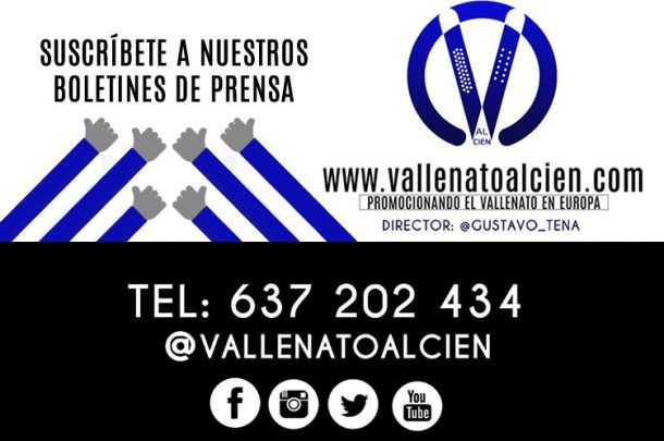 Boletines de prensa Vallenatoalcien