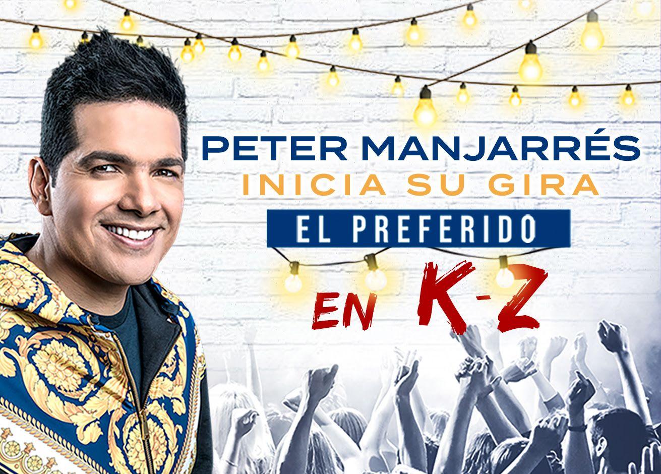 Peter Manjarrés El preferido en KZ