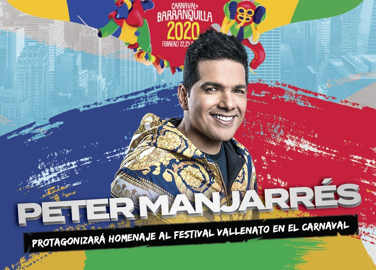 El preferido - Peter Manjarrés