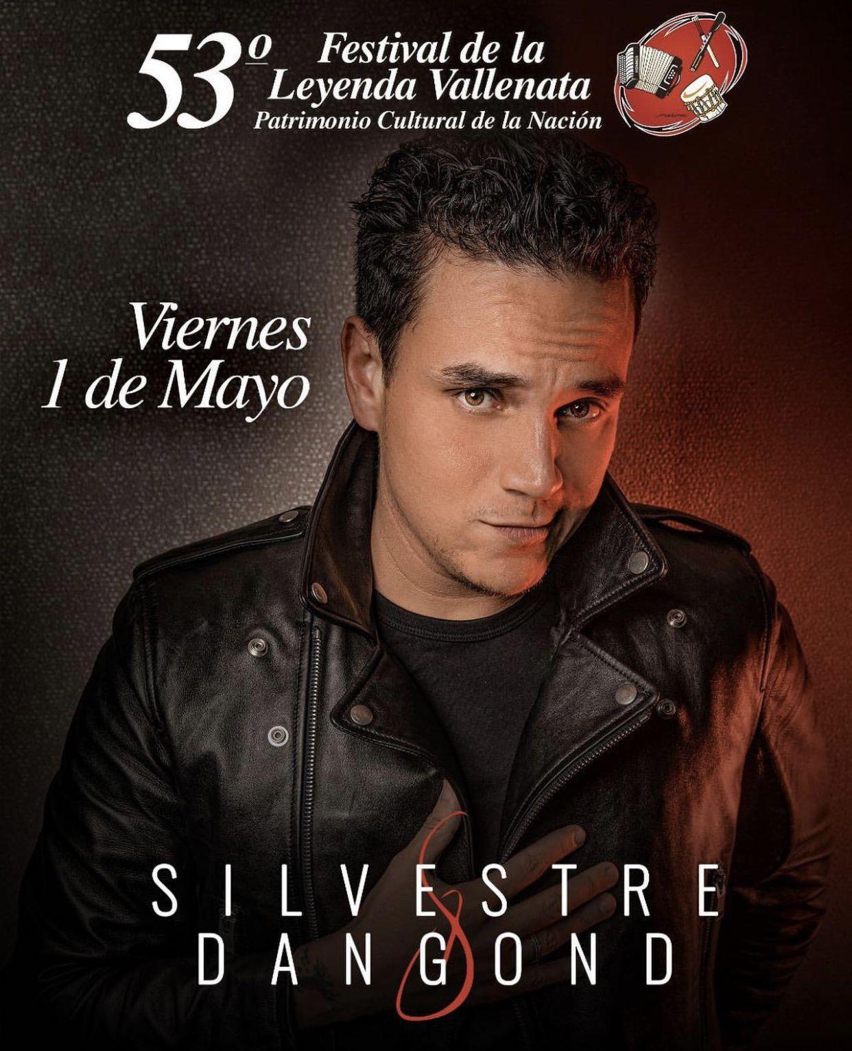 Silvestre Dangond en el Festival Vallenato 2020