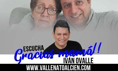 Gracias mamá lo nuevo de Iván Ovalle
