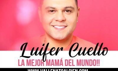 la mejor mamá del mundo Luifer Cuello