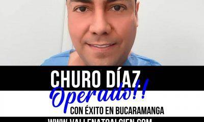 churo Díaz Operado con Éxito en la ciudad de Bucaramanga