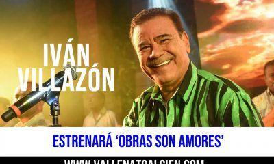 Iván Villazón estrenará obra son amores
