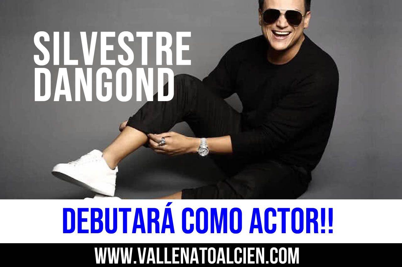 Silvestre Dangond debutará como actor