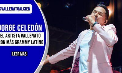 Jorge Celedón el artista vallenato con mas grammy latino