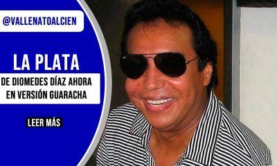 la plata de Diomedes Díaz ahora en versión de Guaracha