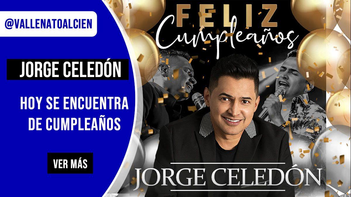 Cumpleaños de Jorge Celedón