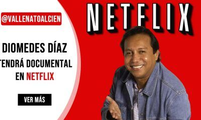 Diomedes Díaz documental en Netflix