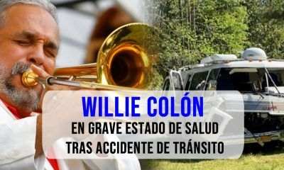 Willie Colón en grave estado de salud