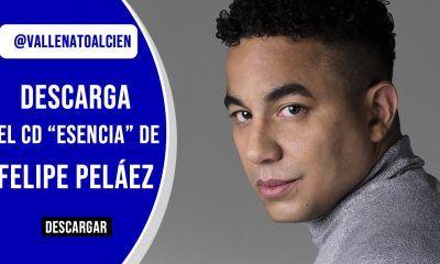 Descarga el CD esencia de Felipe Pelaez