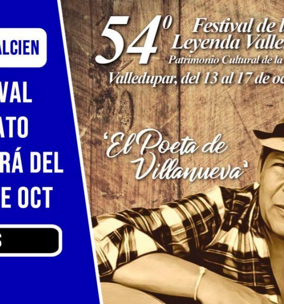 El Festival Vallenato 2021