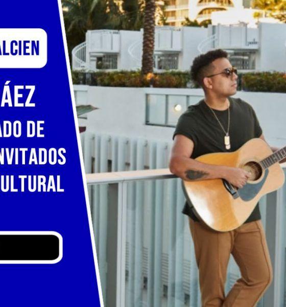 Felipe Pelaéz lidera el listado de los artistas invitados de la agenda cultural de Colombia