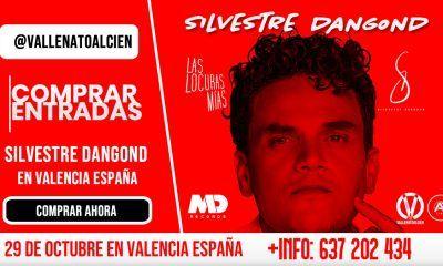 Comprar Entradas concierto de silvestre dangond en valencia españa 2021