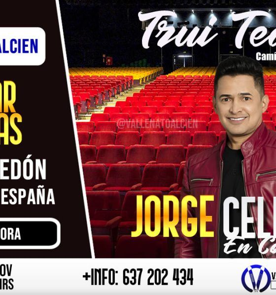 Jorge Celedón en Mallorca